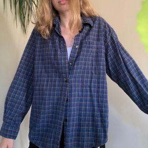 Eddie Bauer women's flannel